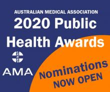 AMA Public Health Awards 2020